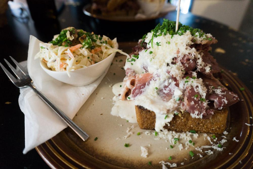 Essen in Wien: Pastrami Baby